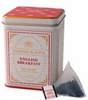 Harney & Sons Teas English Breakfast Tea Leaf Sachets  (2x20 bag)