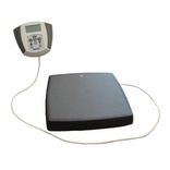 HealthOMeter 752KL (Health O Meter) Medical Weight Scale w/ AC Adapter
