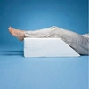Hermell Elevating Leg Rest with Blue Polycotton Cover