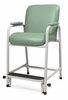Graham Field Hip Chair With Adjustable Footrest - Jade