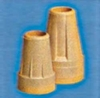 Large Reinforced Crutch Tips (Pack of 12 Pairs)