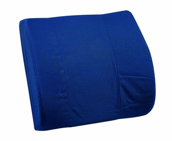 Lumbar Cushion with Strap & Board Navy