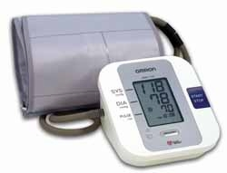 Omron HEM-712CLC Automatic BP Monitor W/IntelliSense Extra Large Cuff