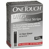 One Touch Ultra Strips (Box of 50)