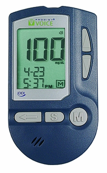 Prodigy Voice� Blood Glucose Monitoring System
