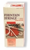 Red Rubber Fountain Syringe