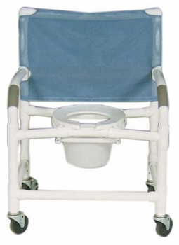 Shower Chair  X-Wide  PVC Superior