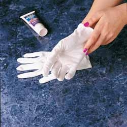 Soft Hands Cotton Gloves-Large (Case of 6 Pairs)