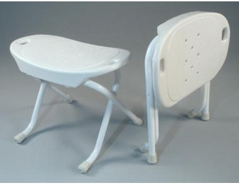 TFI Foldable Bath Bench Spacesaver