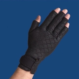 Thermoskin Arthritic Gloves Medium, Black, Pair
