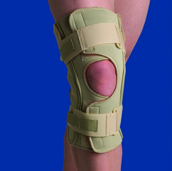 Thermoskin Hinged Knee Brace Medium 13.25  - 14.5