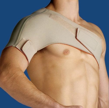 Thermoskin Sports Shoulder Univ Fit Beige XXL