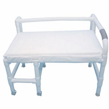 Transfer Bench  Bariatric PVC  700 lb. Weight Cap.