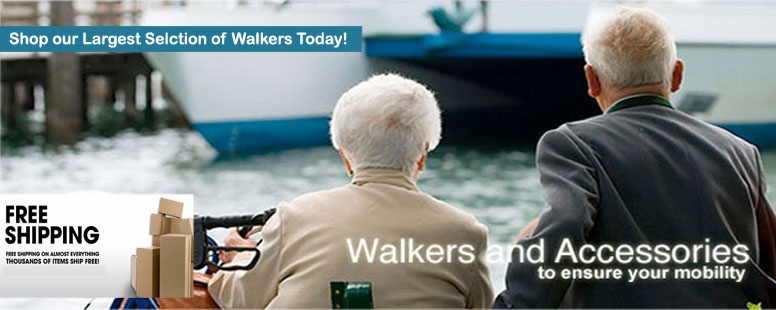 Walkers and Accessories