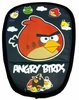 Angry Birds Red Bird Black Mouse Pad