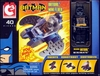Art Asylum C3 Construction Batman Batgirl Mini Flyer Set