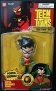 Bandai Teen Titans Super Deformed Robin Figure