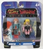 Capcom Street Fighter II Demitri vs. Darkstalkers Morrigan Minimates Set