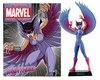Classic Marvel Figurine Collection Magazine Deathbird #199