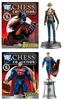 DC Chess Collection White Pawn Azrael and White King Superman Set