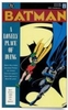 DC Comics Batman A Lonely Place of Dying Trade Paperback