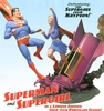 DC Direct Superman Supergirl Arrives From Krypton Statue
