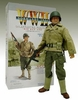 Dragon WWII Normandy 1944 US Army Sergeant Big Red One Dave Figure