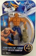 Fantastic Four Rise of the Silver Surfer Super Strength Thing Figure