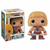 Funko Pop TV Vinyl 17 Masters of the Universe He-Man Figure