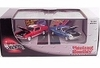 Hot Wheels Mustang Monthly Magazine 1/64 Car Set