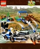 Lego 5955 Adventurers Dino Island All Terrain Trapper Set