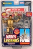 Marvel Legends Mojo Series 14 1st Appearance Gold Iron Man Action Figure