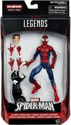 Marvel Legends Venom Series Ultimate Spider-Man Peter Parker Figure