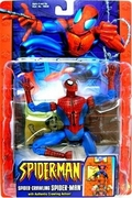 Marvel Spider-Man Spider Crawling Spider-Man Figure
