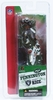 "McFarlane NFL 3"" Chad Pennington and Jerry Rice Figures"