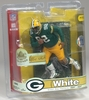 McFarlane NFL Legends Series 3 Green Bay Packers Reggie White Figure