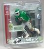 McFarlane NFL Legends Series 3 Philadelphia Eagles Reggie White Figure