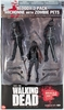 McFarlane The Walking Dead Bloody Michonne & Pet Zombies 3 Pack