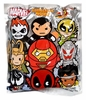 Monogram Marvel Mystery 3D Figural Keychain Series 3 Pack