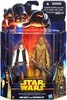 Star Wars A New Hope Mission Series Death Star Han Solo & Chewbacca Figure 2-Pack