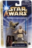 Star Wars Attack of the Clones Obi-Wan Kenobi Coruscant Chase Figure