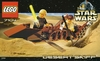 Star Wars Lego 7104 Desert Skiff Set