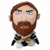 Star Wars Super Deformed Obi-Wan Kenobi Plush