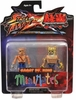 Street Fighter X Tekken Sagat vs King Minimates Figure Set