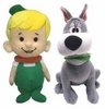 The Jetsons Elroy and Astro Plush Set