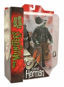 The Munsters Select Hot Rod Herman Munster Action Figure