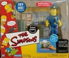 The Simpsons World of Springfield Police Station Playset