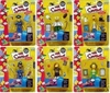 The Simpsons World of Springfield Series 7 Figure Set