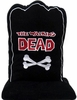 The Walking Dead Black Tombstone Plush