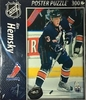 Top Dog Collectibles NHL Ales Hemsky Poster Puzzle